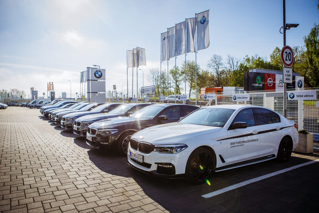 BMW Pure Drive Experience 2017