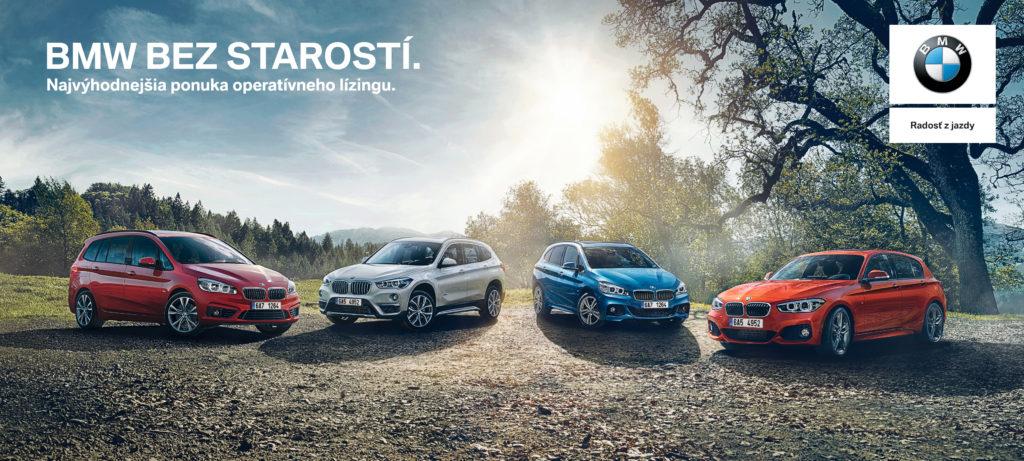 BMW Operatívny lízing